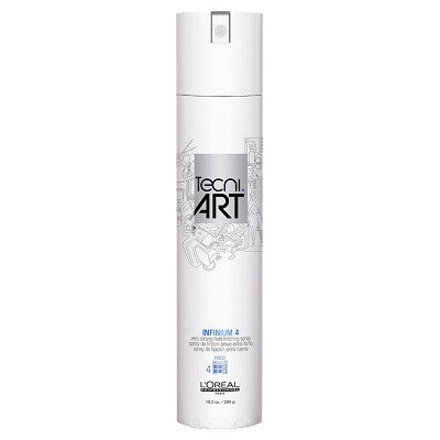 L'Oreal Tecni Art Infinium 4 Extreme Hold Finishing Spray 10.02 oz/289g