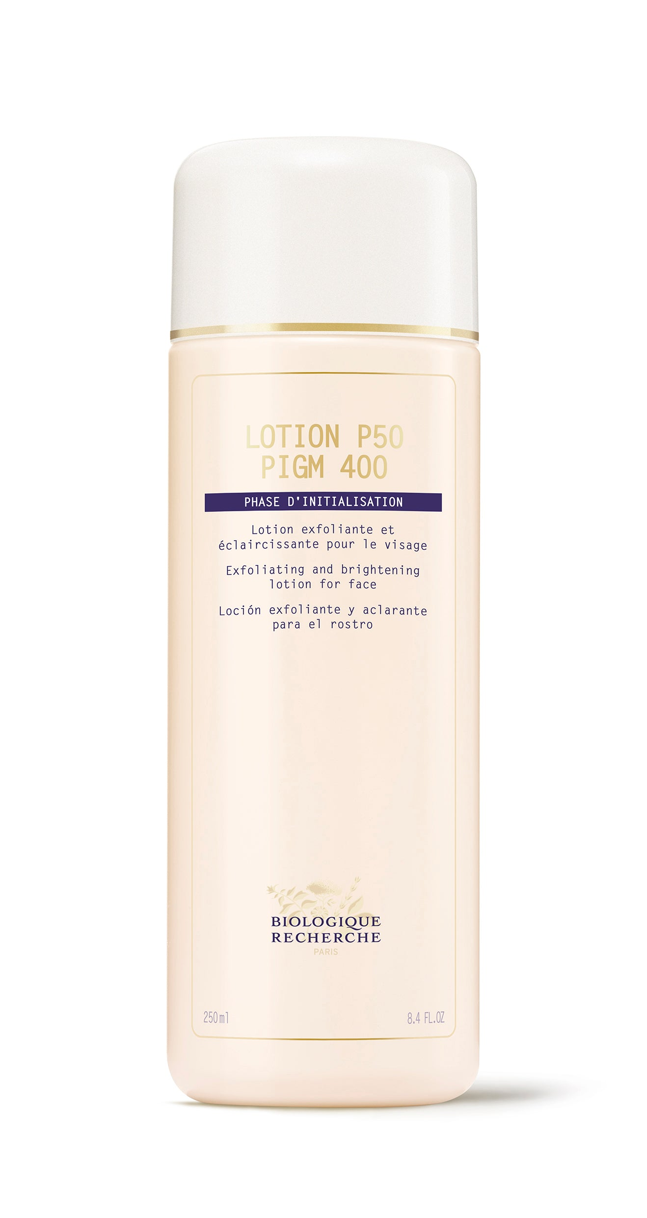 Lotion P50 PIGM 400 -- Hyper-Pigmented Skin ** Treat Dark Spots