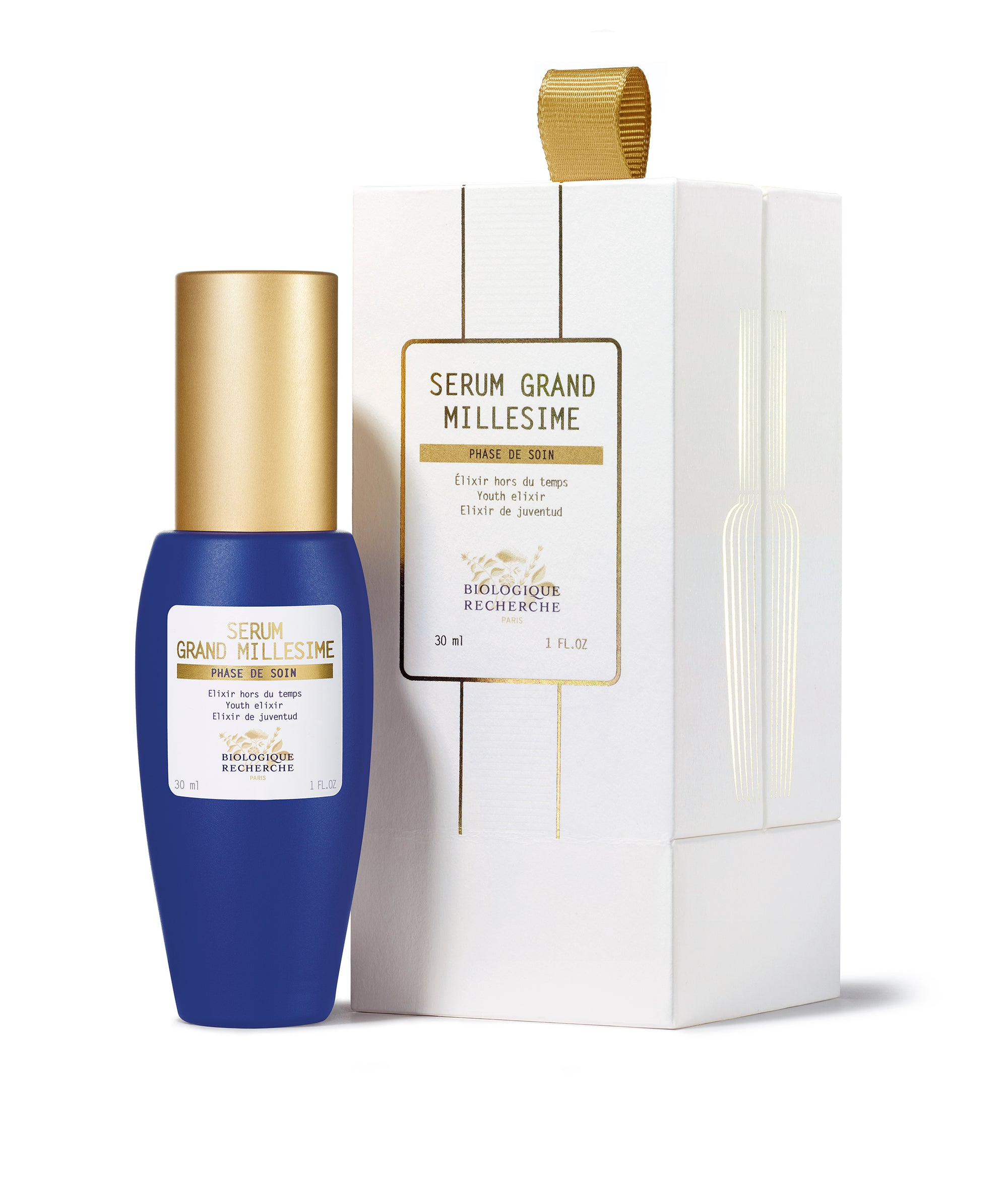 Serum Grand Millèsime -- Finishing Serum ** Revitalizing Brightening Serum