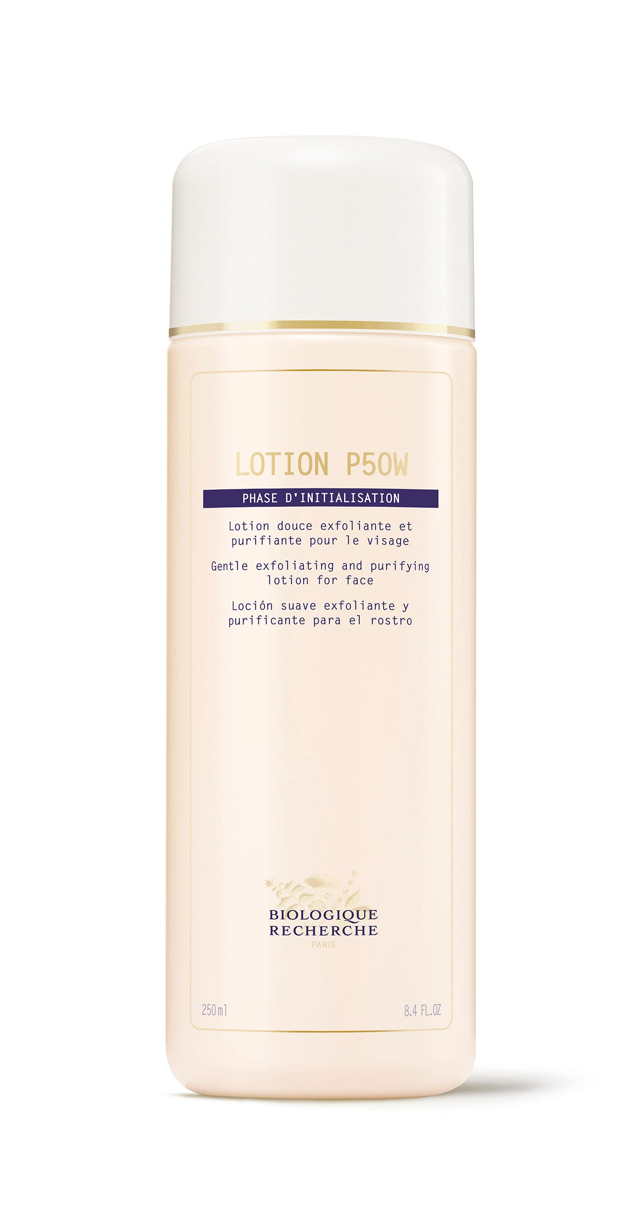 Lotion P50W -- NO Phenol ** Sensitive Reactive Skin