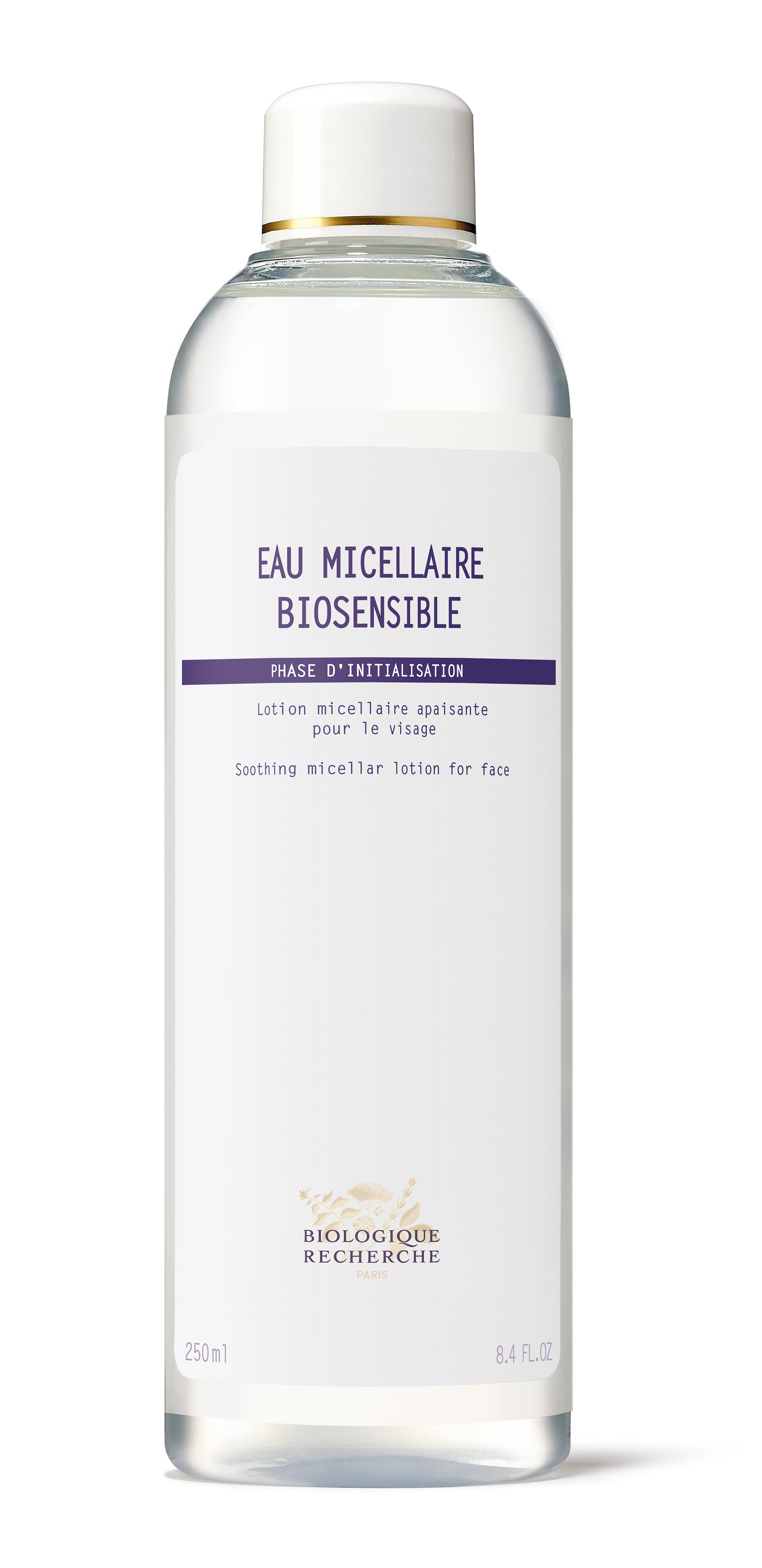 Eau Micellaire Biosensible -- Sensitive Reactive Skin ** 3.4oz | 8.4 oz