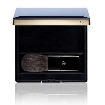 Cle De Peau Powder Blush Duo Case and Brush