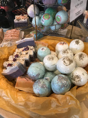Mary Turner Spa Bath Bombs - Mary Turner Day Spa & Boutique