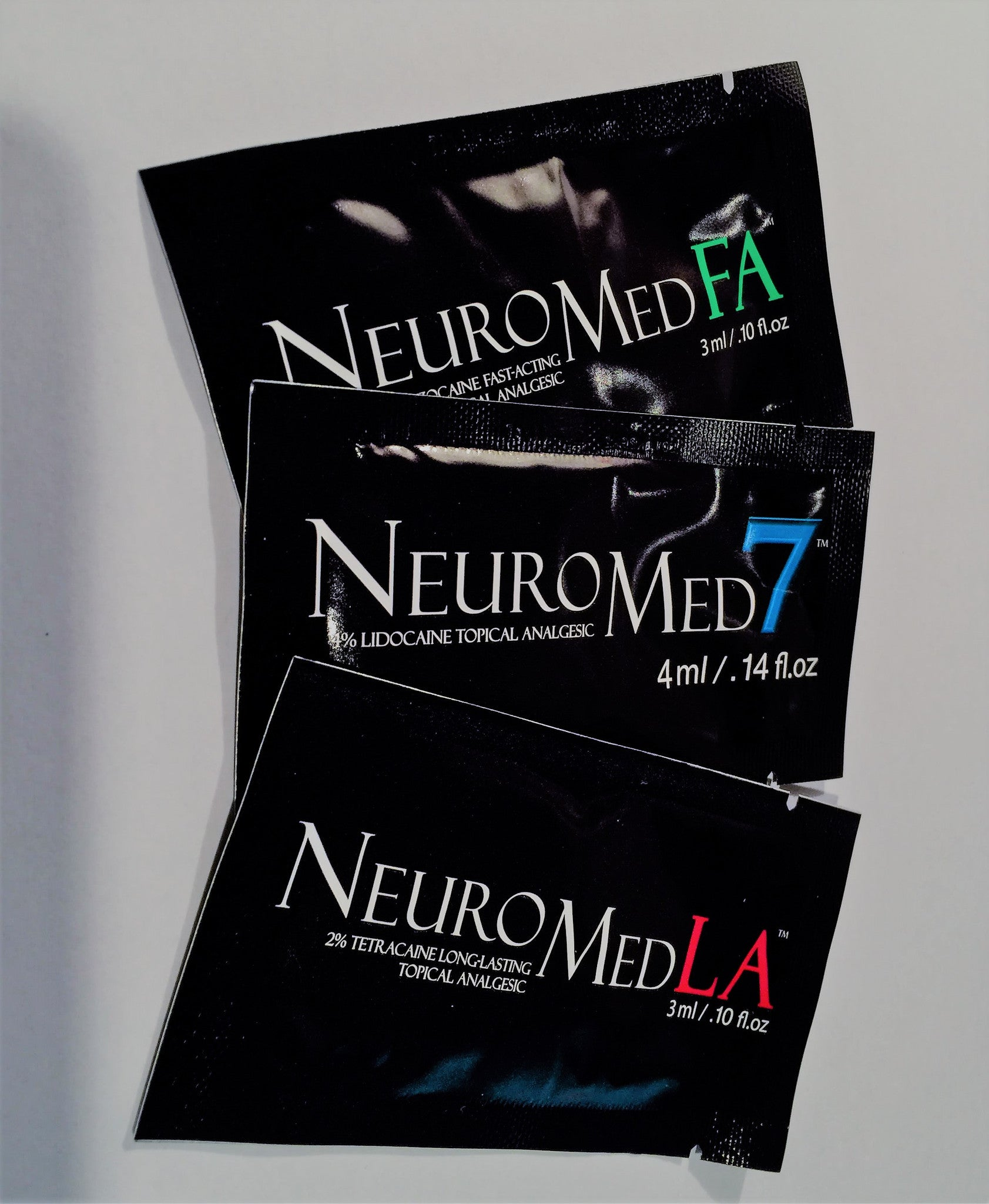 Neuromed BLT Numbing packets - Mary Turner Day Spa & Boutique