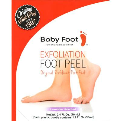 Baby Foot Exfoliating Peel Kit