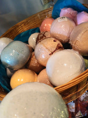 Bathbombs - Mary Turner Day Spa & Boutique