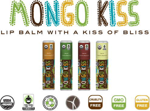 Mongo Lips Organic Lip Balms - Mary Turner Day Spa & Boutique