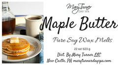 Soy Wax Melts - Mary Turner Day Spa & Boutique