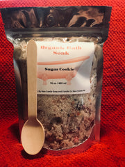 Organic Bath Soak - Mary Turner Day Spa & Boutique
