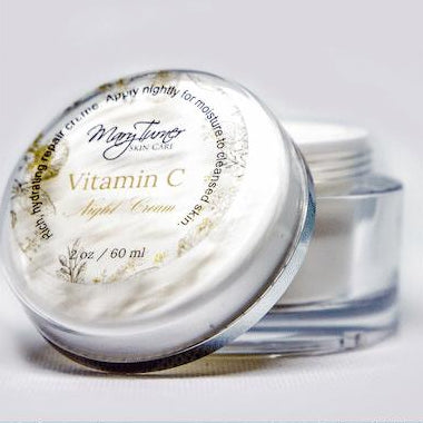 Vitamin C Night Creme 2oz - Mary Turner Day Spa & Boutique