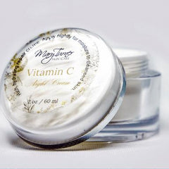 Mary Turner Vitamin C Night Creme 2oz - Mary Turner Day Spa & Boutique