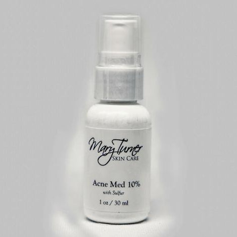 ClearSkin BPO Acne Med 10% without Sulfur 1oz - Mary Turner Day Spa & Boutique
