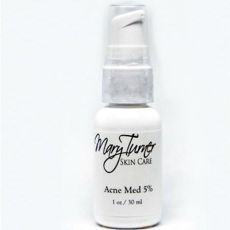 Clearskin Acne Med 5% without Sulphur  1oz - Mary Turner Day Spa & Boutique