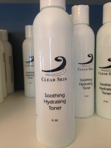 ClearSkin Toner - Soothing 6oz