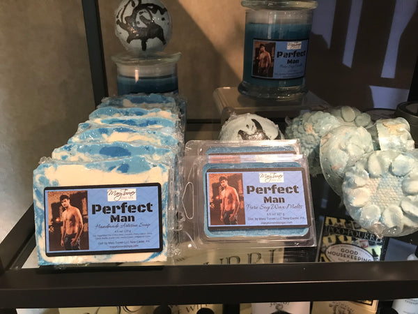 Perfect Man Artisan Soap