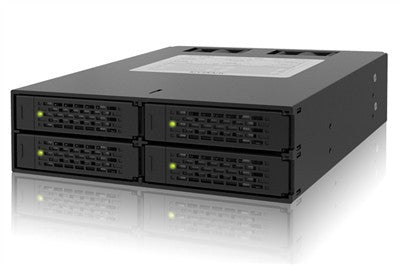 1 DAS Array 4 x Total Bays - SATA/600 Interne