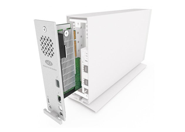 LaCie d2 SSD Upgrade Conversion du LaCie d2 Thunderbolt™