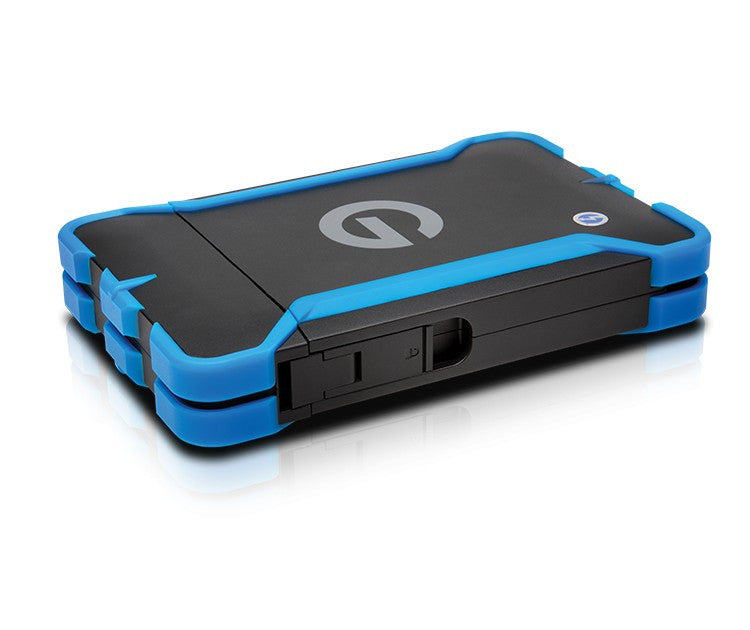 G Drive ev ATC, USB3,  1TB side view