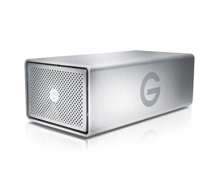 G-RAID USB3 with Removable drive side
