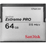 SanDisk Extreme Pro CFast Card 64GB  memory card