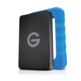G-DRIVE EV RAW USB3 unrugged view