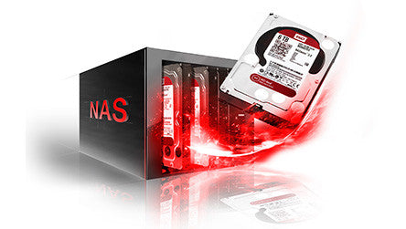 WD Red  Internal, 3.5 inches