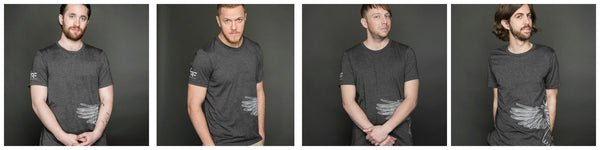 Exclusive TRF Sparrow Men's Tee Designed by Tim Cantor