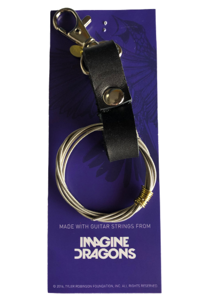 Imagine Dragons Guitar String Accessory Clip