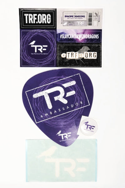 TRF STICKER PACK