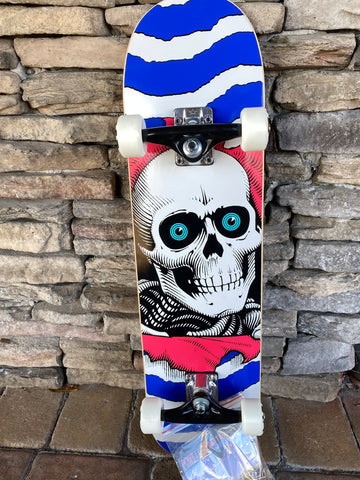 POWELL PERALTA SKULL COMPLETE 7.8