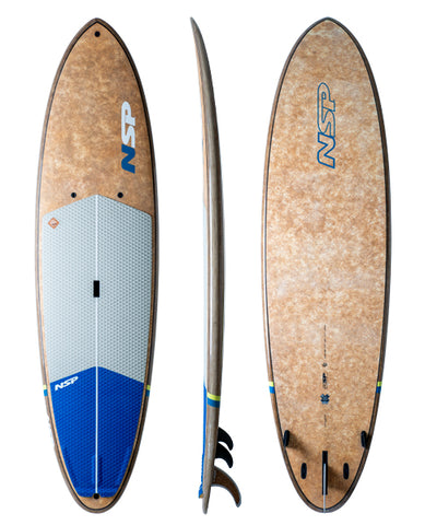 NSP - Coco Flax - Allrounder 9'2""