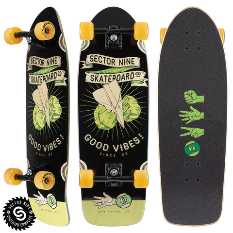 Sector 9 Roshambo Fat Wave