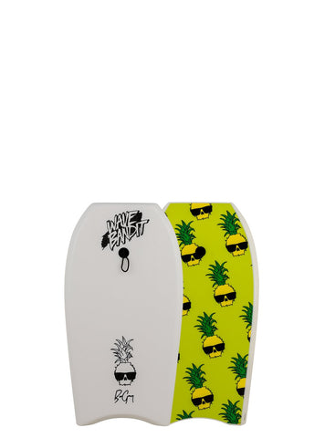 Wave Bandit Shockwave Body Board X Ben Gravy