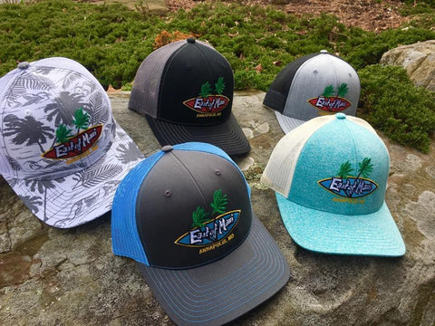 East of Maui Logo Trucker Hat