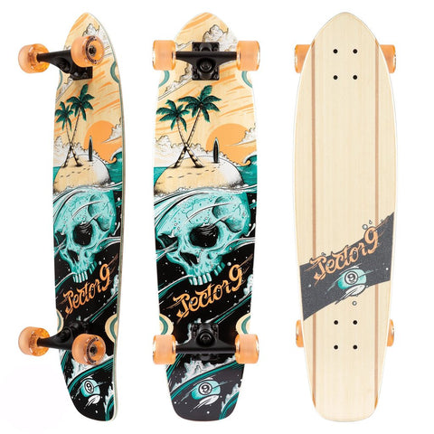 Sector 9 Standed Strand