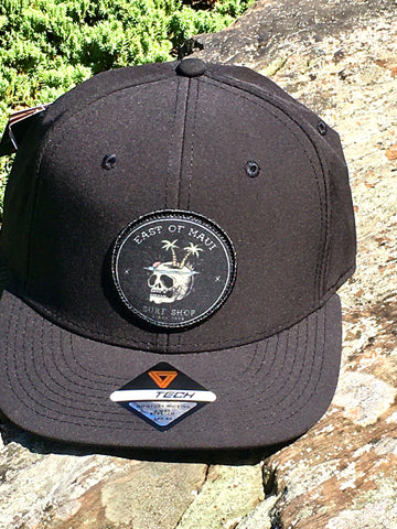 East of Maui Skull Ball Cap