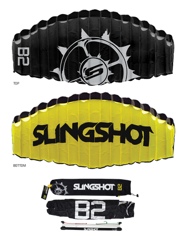 Slingshot B-2 Trainer Kite