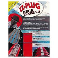 EZ Plug Deck Rigging 4-pack