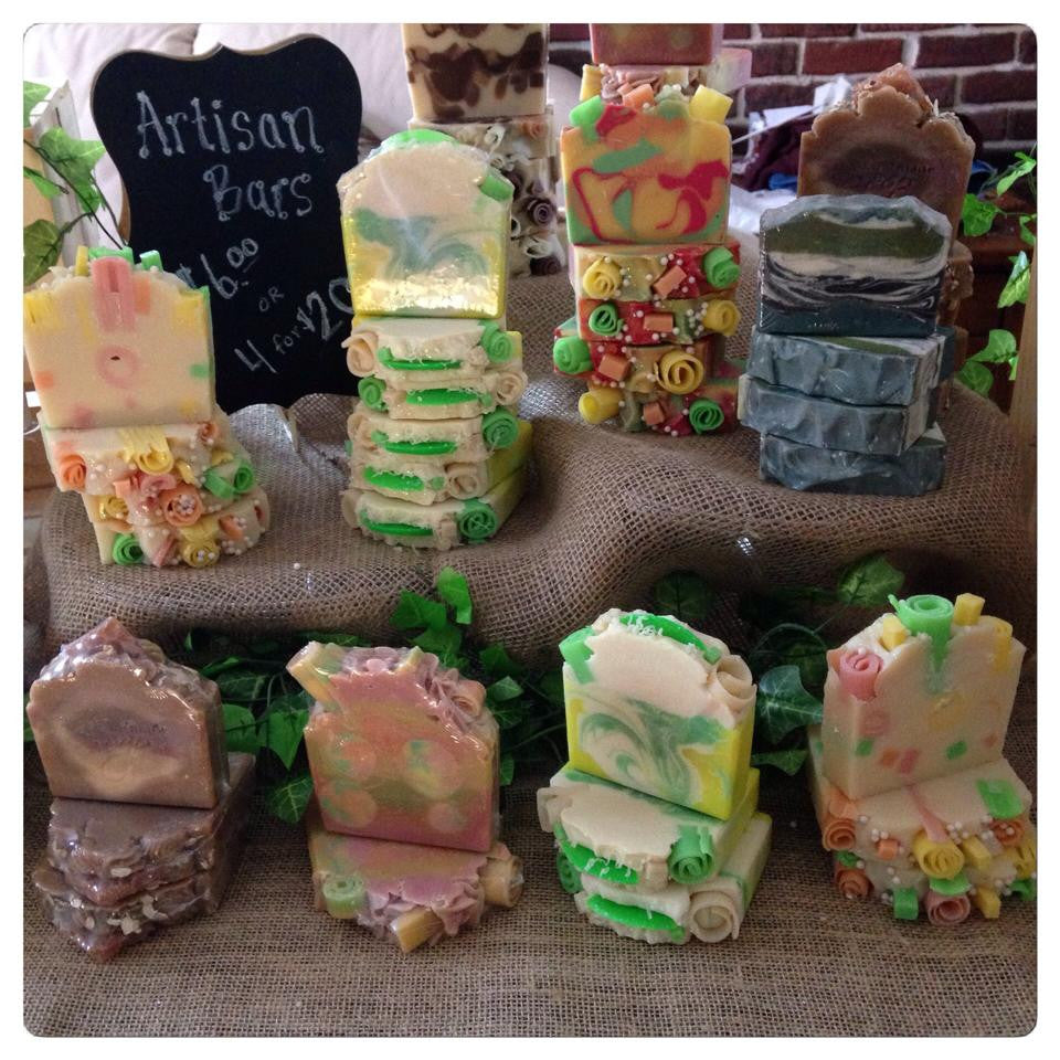 Why use Goat Milk Soap and Handmade products that can be found locally in State College PA!