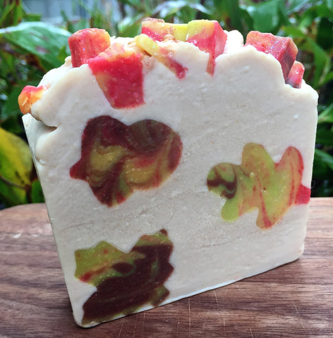 Autumn Wreath Goat Milk Soap