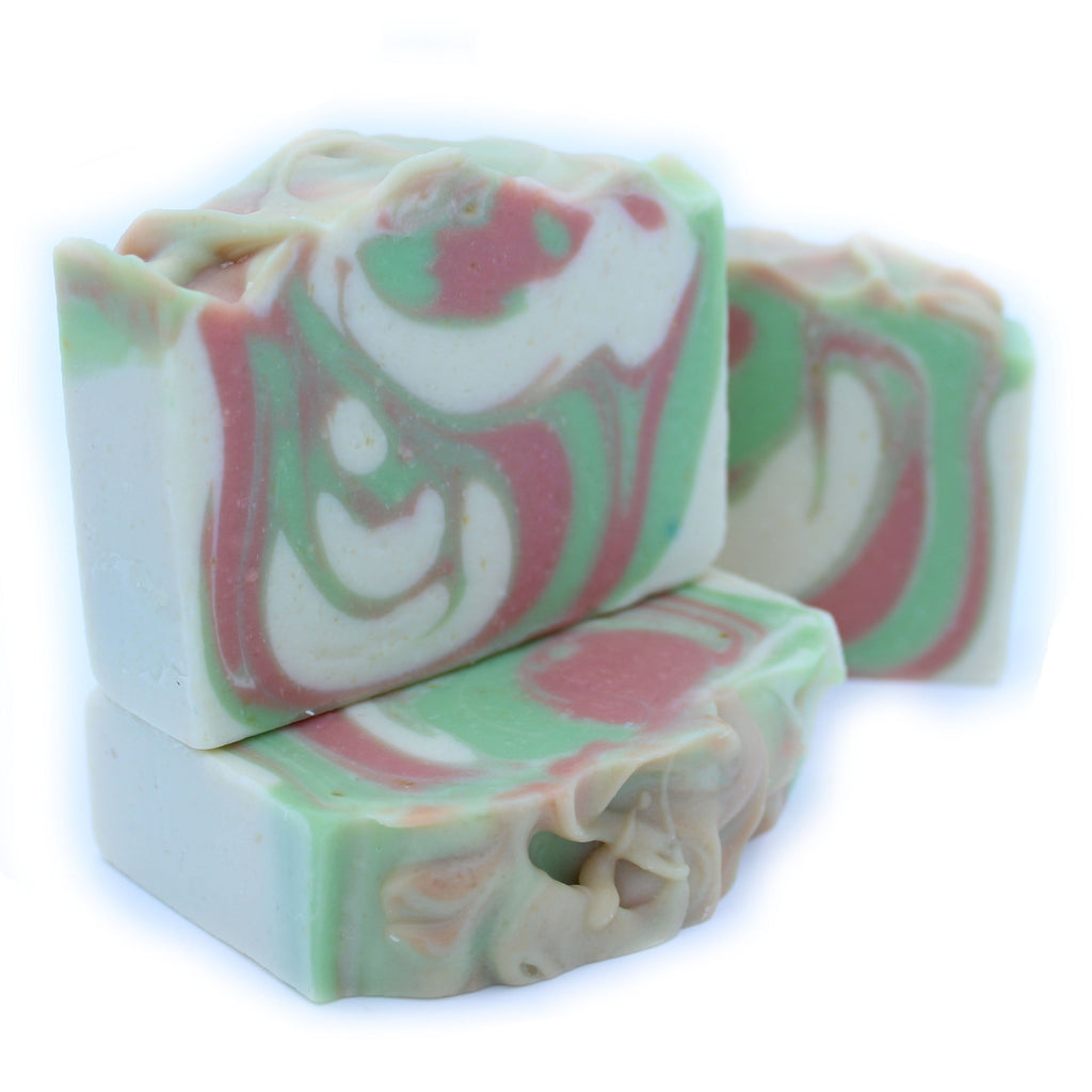 Everyday - Cucumber Melon Goats Milk Soap