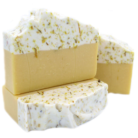 Exfoliating - Sunshine Goat Milk Soap