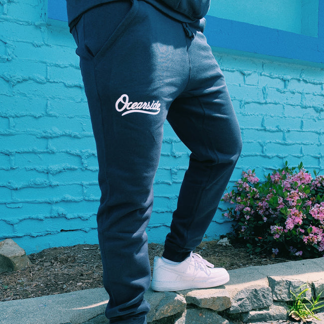 Classic Joggers (NAVY)