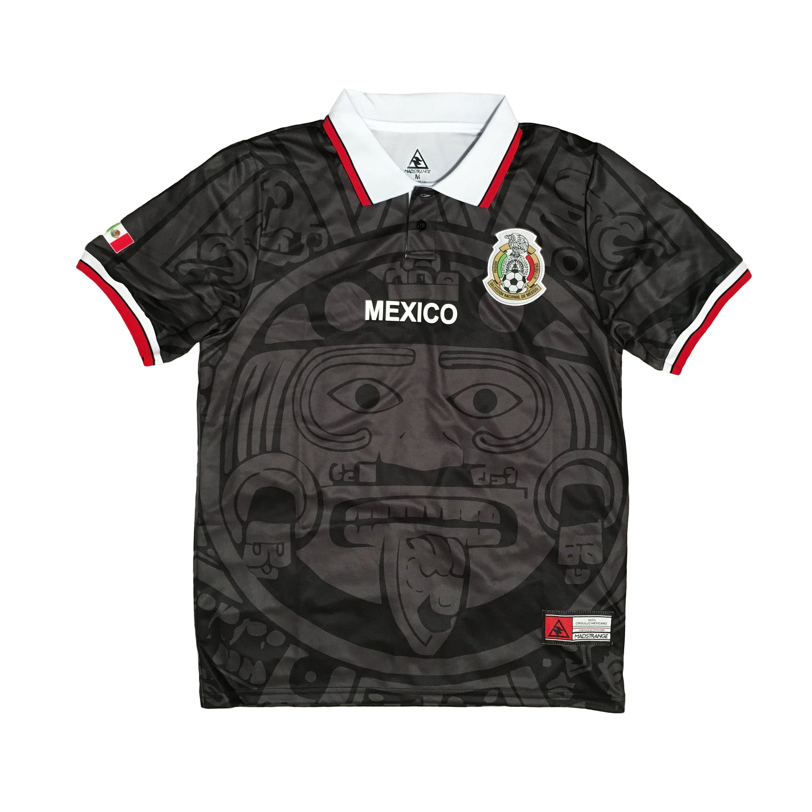Mexico 1998 Black Jersey By MadStrange