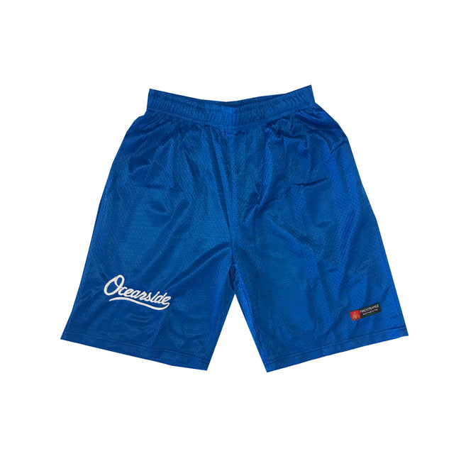 Classic Oceanside Shorts (BLUE)