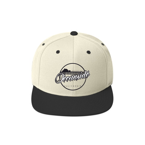 HEART OCEANSIDE SNAPBACK