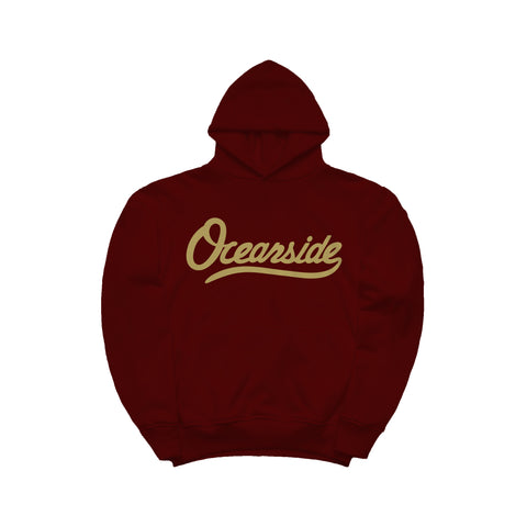 Oceanside Hoodie ( Concrete Colorway )