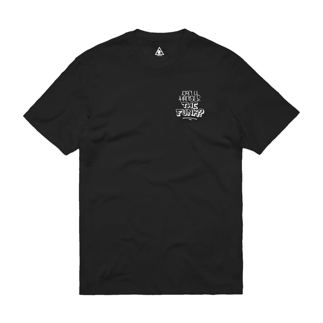 CUHTF Logo T-Shirt (Black)