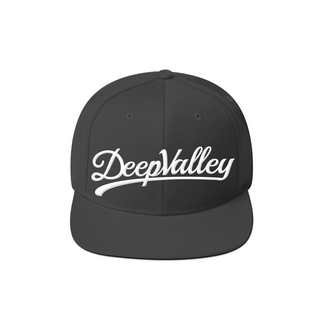 DEEP VALLEY SNAPBACK