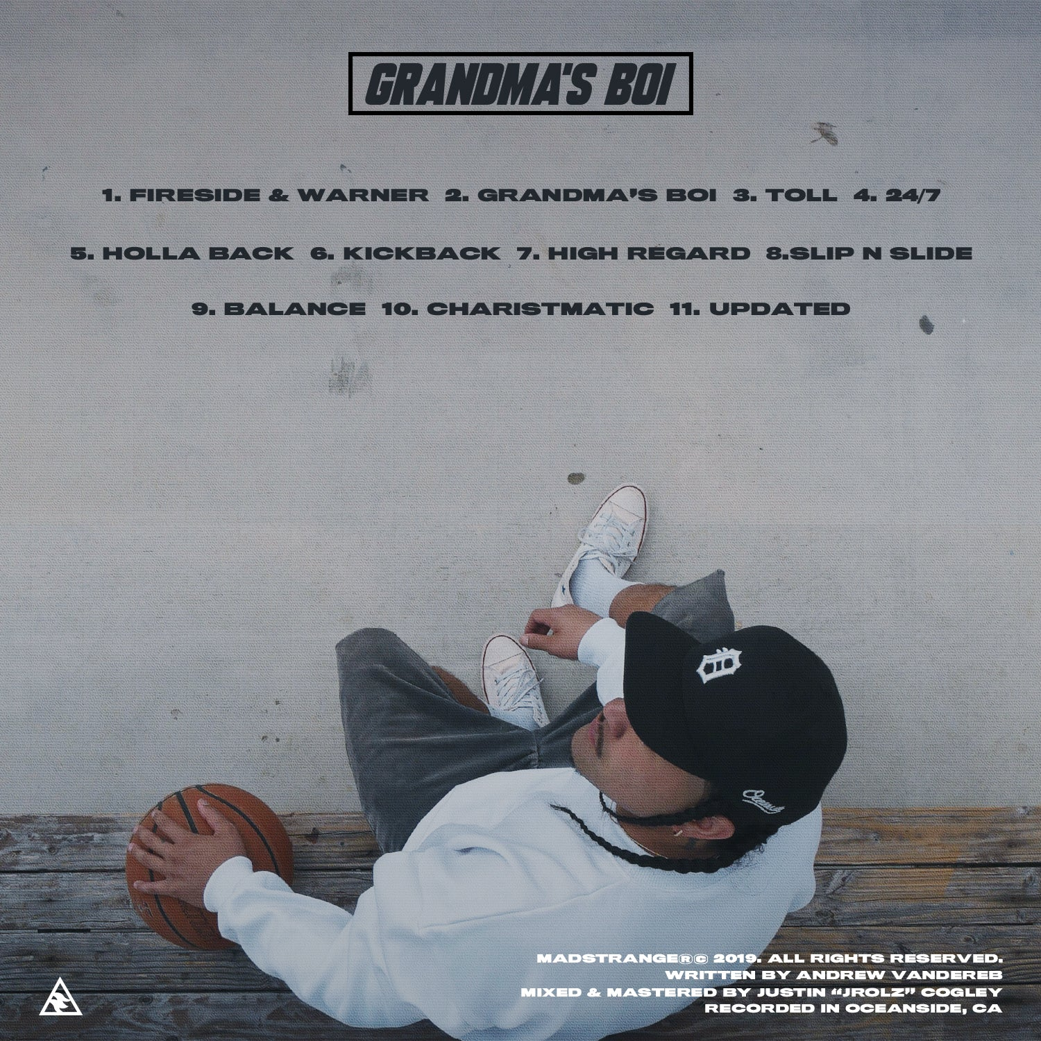 Grandma's Boi By Dezzy Hollow (AUTOGRAPHED) CD